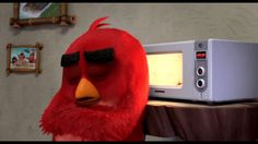 Discover & share this Microwave GIF with everyone you know. GIPHY is how you search, share, discover, and create GIFs. Abstract Iphone Wallpaper, Red Wallpaper, Cartoon Wallpaper, Gifs, Angry Birds Characters, Red Angry Bird, Donna Dewberry Painting, Homemade Face Paints, Princess Tattoo