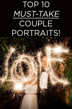 Call your photographer! You GOTTA take these photos on your wedding day! {Photo: Eric Asistin Photography}
