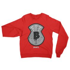 BEASTY 'IV MAGNIFICENT' CREWNECK SWEATER