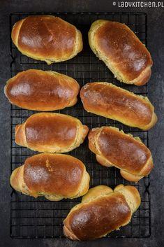 Hot Dog Buns, Hamburger, Bread, Breakfast, Recipes, Food, Morning Coffee, Brot, Essen
