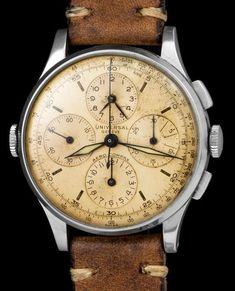Just some smartwatches are worth your hard earned cash and we've got the most popular prevention alternatives for individuals conveniently. Cool Watches, Rolex Watches, Skeleton Watches, Bracelet Cuir, Luxury Watches For Men, Beautiful Watches, Vintage Watches, Chronograph, Steampunk Necklace