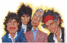 """JoanMira - VI - Oldies: The Rolling Stones - """"She's like a rainbow"""" - Vide..."""