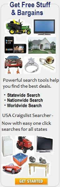get free stuff forward usa craigslist searcher get free stuff and ...
