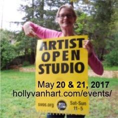 Open Studio 2017  Youre Invited  Hello art lovers!  Please join me on May 20 and 21 at my home gallery/studio in Saratoga California.  Youre invited to my Open Studio solo exhibition.  Dates:  May 20 and 21 201711 am  5 pm Location: 20830 Boyce Lane Saratoga CA 95070  Come visit and say hello! Enjoy browsing through my home gallery and studio while enjoying nibbles and drinks. Bring your friends and family.  More than twenty new abstract nature paintings will be on display and for purchase…
