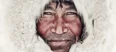 """Photographs of the World's Last Indigenous Tribes Siberia: the Nenets are completely isolated reindeer herders, living with temperatures from minus in winter to in summer. By Jimmy Nelson in """"Before they pass away"""" Famous Portrait Photographers, Famous Portraits, Cultures Du Monde, World Cultures, Tribes Of The World, People Around The World, Foto Portrait, Portrait Photography, Photography Topics"""