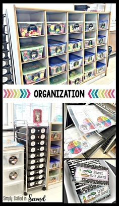 GUIDED MATH ORGANIZATION - Lets get organized! Head on over to read all about how I organize my classroom and lesson plans for a smooth Guided Math block! 2nd Grade Classroom, First Grade Math, Math Classroom, Classroom Ideas, Second Grade, Classroom Design, Future Classroom, Classroom Inspiration, Grade 2