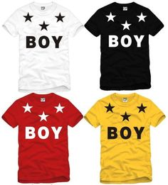 Camiseta Big Bang ( Boy ) / Codigo: 1023  Talla: S,M,L,XL  Color :Rojo, Negro, Blanco, Amarillo