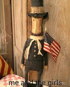 Primitive Americana from the FAAP team by Sharon Wittke on Etsy