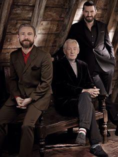 Sara Dunn, 2014, Martin Freeman, Richard Armitage Ian Mckellen, Hobbit