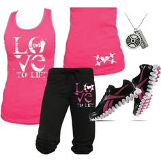 Love To Lift #wodlove #reebokshoes #fashleticsjewlery