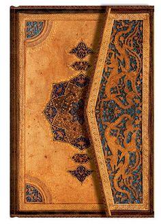 Paperblanks Safavid Binding Art. Safavid Mini This is just PERFECT.