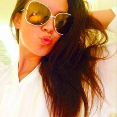 @sofiia_vs looking hot in the Dita Mariposa frame. #DITAgirl #DITAeyewear #eyewear #summer #style