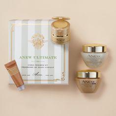 Anew Ultimate, Kit, Serum, Shops, Avon Representative, Powder Foundation, Deodorant, No Time For Me, Fragrance