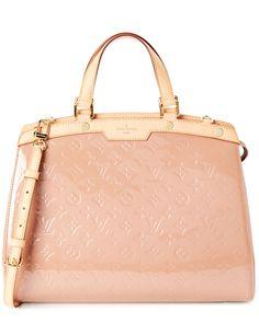 Louis Vuitton Rose Monogram Vernis Brea GM is on Rue. Shop it now.