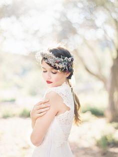 Inspirationssonntag: Romantische Mallorca Bridal Inspiration von T'estim und Squaresville Studios