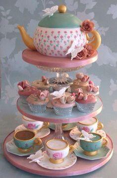 Loving the cupcake idea