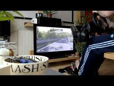 GT5, Logitech G27 wheel, WheelStand Pro, Nürburgring, Mazda 787B - Time…