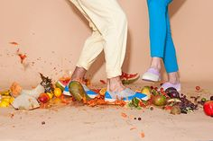 Art Direction for Native Shoes' Spring/Summer 2014 catalogue