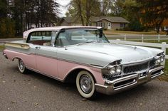 1957 Mercury Turnpike Cruiser Maintenance of old vehicles: the material for new cogs/casters/gears could be cast polyamide which I (Cast polyamide) can produce