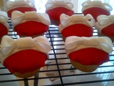Valentine's Day Cupcakes  ~Life is short...Eat dessert first~