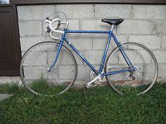 Gitane Vuelta | Flickr - Photo Sharing! Classic Road Bike, Fixed Bike, Road Bikes, Motorcycles, Bicycle, History, Trailers, Bicycles, Bike