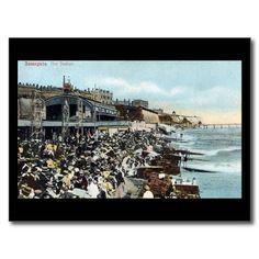 Old Postcard - Ramsgate Railway Station