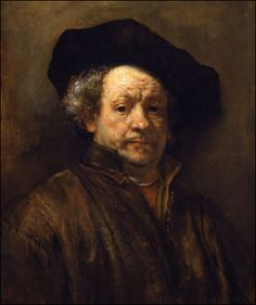 Rembrandt - classic lighting associated with Rembrandt: the strong light on the right, the shadow on the left from the nose, the triangle of stronger light under the left eye. An evocative lighting approach that captures emotion.