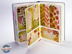journal_art_artistique_etampes... using hang tags glued into journal