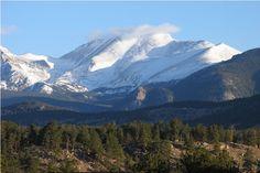 Colorado Landscape Photo: Estes Park. Love.