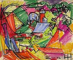 Untitled - Hans Hofmann