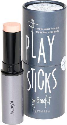 Benefit Play Sticks Creme To Powder Foundation