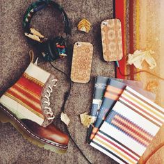 A Pendleton print for everything - UO Hipster Girls, Hipster Outfits, Hipster Clothing, Sweet Style, My Style, Pendleton Wool, Style And Grace, Pretty Outfits, Retro Vintage