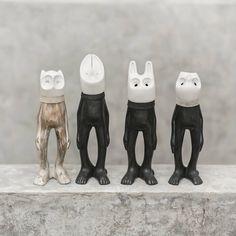 Chimeras x Saber by Spencer Hansen x Blamo Toy