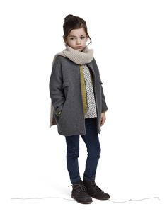 Zara Kids Studio AW12