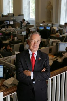 PRICELESS ADVICE ~ What Should You Say When an Employee Quits? ~ An interview with Michael Bloomberg, founder of the news service Bloomberg, Inc.