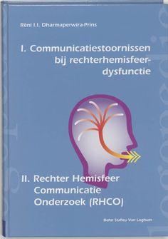 Communicatiestoornissen bij rechterhemisfeer-dysfunctie en Rechter Hemisfeer Communicatie Onderzoek (RHCO)  Communicatiestoornissen bij rechterhemisfeer-dysfunctie worden niet of nauwelijks herkend terwijl ze bij de patiënt en de omgeving voor veel problemen en verdriet zorgen. Het zijn in het bijzonder stoornissen in het taalgebruik (verkeerde dingen meedelen op het verkeerde moment tegen de verkeerde persoon; mededelingen verkeerd opvatten) en stoornissen in het produceren en opvangen van…