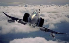 "texasgmg: "" mygreylord: "" enrique262: ""McDonnell Douglas F-4 Phantom II. "" Ol' Smokey "" Loved those F-4s """