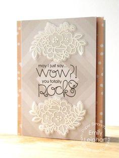 Paper Smooches - Designer Emily Leiphart