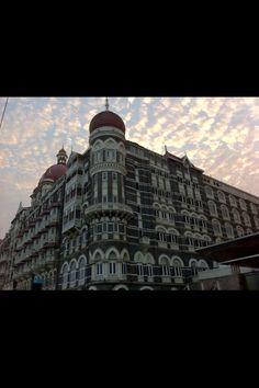 The Taj Mahal Hotel - Mumbai / Bombay - India
