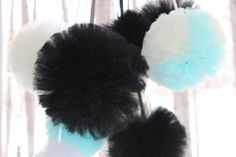 Ribboned Breakfast at Tiffany's Party Puff Party by whimsywendy