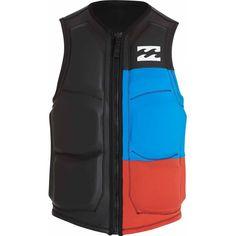 Billabong Tribong Wakeboard Life Vest - Black