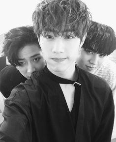 Mark, Bambam and Yugyeom | Got7