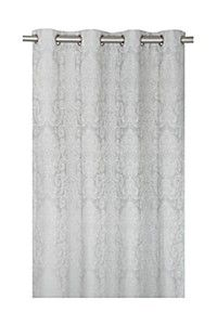 VICTORIA JACQUARD BLOCK OUT140X225 EYELET CURTAIN Victoria, Curtains, Shower, Rain Shower Heads, Blinds, Showers, Draping, Picture Window Treatments, Window Treatments