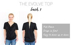 The Evolve Top