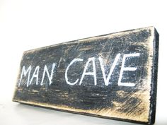 Gifts for Men. Wooden sign. Mancave decor. Christmas SALE price. on Etsy, $20.00