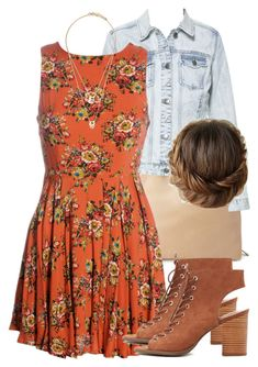 Lydia Martin Inspired outfit by theroyalsfashion on Polyvore featuring polyvore, fashion, style, AX Paris, Zara, Forever 21 and clothing