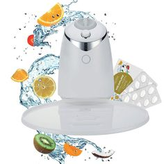 Facial Machine for Face Natural Face Products DIY Natural Fruit Vegetable Personal Skin Care Beauty for Moisturizing Whitening Skin >>> Check out the image by visiting the link. (This is an affiliate link)