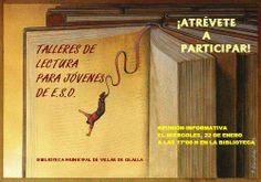 Talleres de lectura para distintos públicos en la Biblioteca Pública Municipal de Villar de Olalla (Cuenca)