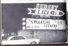 Sunset Drive-In.  Been there too, several times.