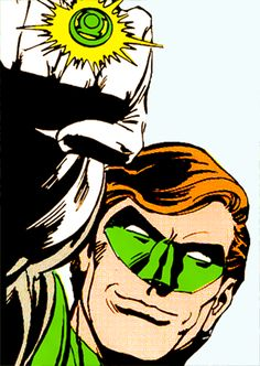 Hal Jordan in Green Lantern: Emerald Dawn (1989) #1